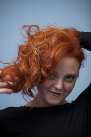 Red Hair at Maxine Salon in Chicago with Top Colorist Jasen James