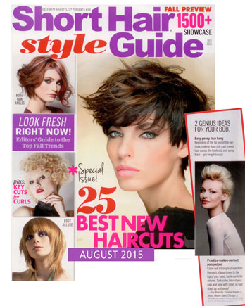 Celebrity Hairstyles Short Hair Style Guide August 2015 - Maxine ...