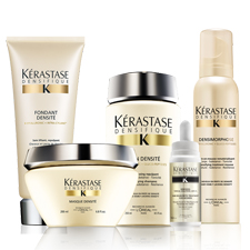 Kérastase  Densifique Hair Care Adds Density to Thinning Hair