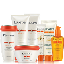 Kérastase  Nutritive Hair Care Nourishes Dry Hair