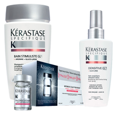 Kérastase  Spécifique Hair Care For Thinning Hair