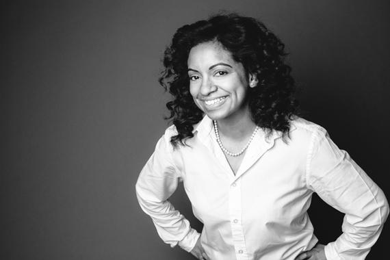 Esther Flores, Receptionist, Maxine Salon Chicago