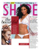 Shape Magazine August 2011