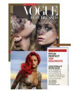 Vogue Magazine November 2011