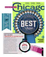Chicago Magazine, August 2012