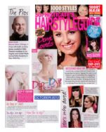 Sophisticate's HairStyle Guide, October 2012