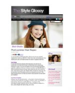 The Style Glossy, August 27, 2012