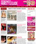 Sophisticate's Hairstyle Guide November 29, 2012