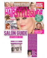 Sophisticate's Hairstyle Guide September, 2013