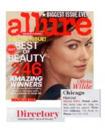 Allure Magazine October 2013