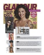 Glamour October 2004