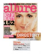 Allure October 2005