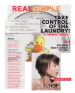 Real Simple August 2014
