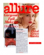 Allure Magazine September 2014