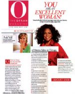 The Oprah Magazine August 2008