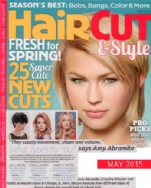 Haircut and Style May 2015