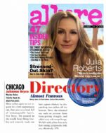 Allure Magazine March 2009