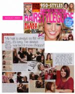 Sophisticates Hairstyle Guide August 2009