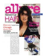 Allure Magazine September 2011