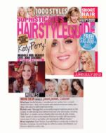 Sophisticate's Hairstyle Guide June/July 2012