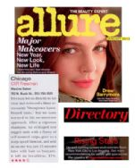 Allure Magazine January 2013