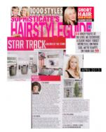 Sophisticate's Hairstyle Guide April, 2013