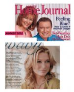 Ladies' Home Journal August 2005