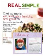 Real Simple February 2007