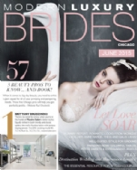 Modern Luxury Brides June 2015