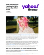 Yahoo Finance May 23, 2020
